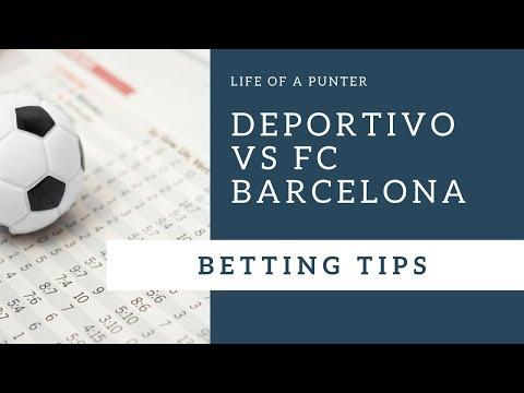Deportivo vs FC Barcelona – Football Betting Tips – April 29, 2018