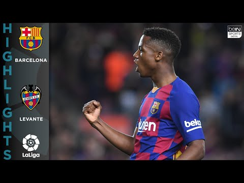 Barcelona 2 – 1 Levante – HIGHLIGHTS & GOALS – 2/2/2020