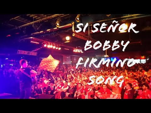 Si Senor! LFC fans sing Bobby Firmino song in Barcelona Boss Session