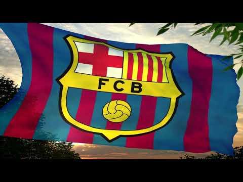 FC Barcelona Anthem Instrumental LA LIGA