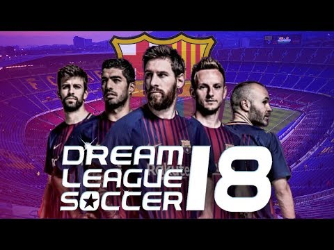 Fc Barcelona Squad All players 100 | Dream League soccer 18 mod Apk 5.0.4 Hack – latest update