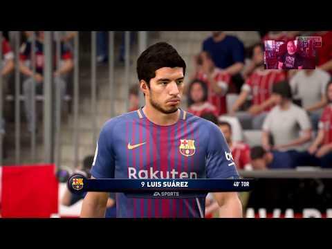 FC Bayern München 3 – 5 Barcelona