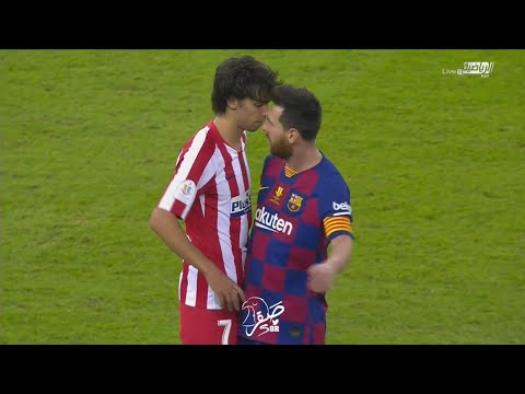 Joao Felix vs. Lionel Messi – Head to head – WHAT HAPPENED?!