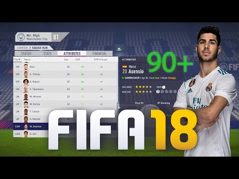 FIFA 18 CAREER MODE – THE BEST YOUNG PLAYERS IN 2020!