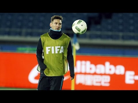 BEHIND THE SCENES JAPAN 2015 (Day 6) – River Plate – FC Barcelona preview