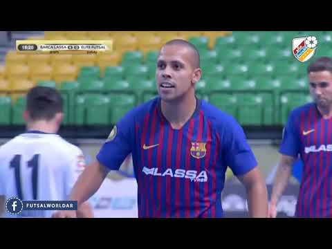 World Intercontinental Futsal Cup – FC Barcelona/Lassa (ESP) 8×0 Elite Futsal (USA)