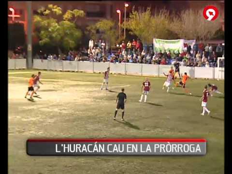 Huracán Valencia – Deportivo Alavés COPA DEL REY 2012/13