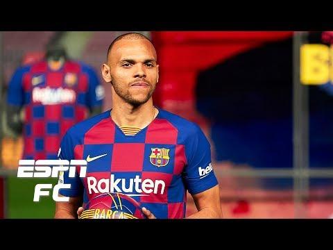 Will Barcelona's signing of Martin Braithwaite force a rethink of the rules? | La Liga
