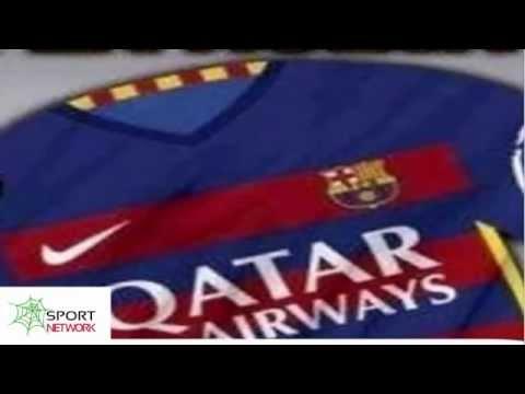 Barcelona Uniforms 2015 2016  الزي الرسمي لبرشلونة HD