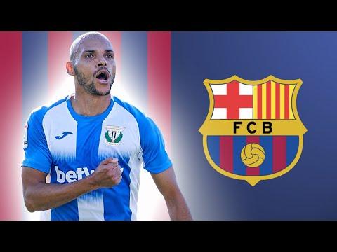 MARTIN BRAITHWAITE | Welcome To Barcelona 2020 | Crazy Speed, Goals & Skills (HD)