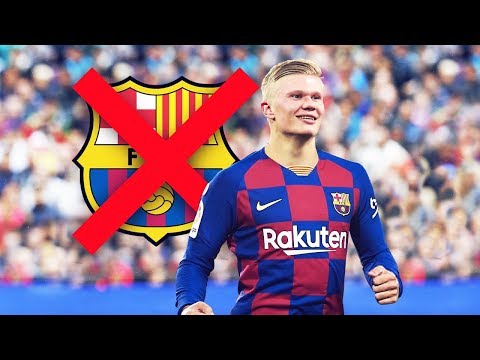 The crazy reason why FC Barcelona refused to sign Erling Haaland | Oh My Goal