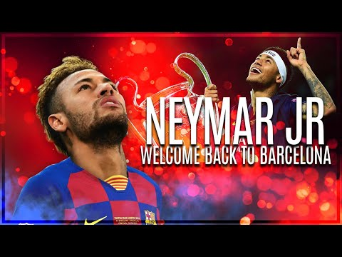 Neymar Jr ● Please Come Back to FC Barcelona 2019/2020 ● Crazy Skills & Dribbling Show ● Or not…