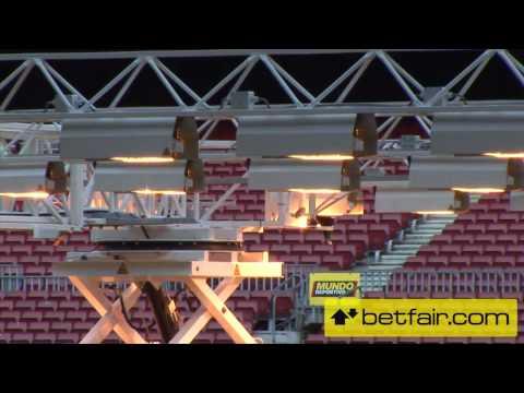Betfair – Camp Nou Tour (FC Barcelona stadium)