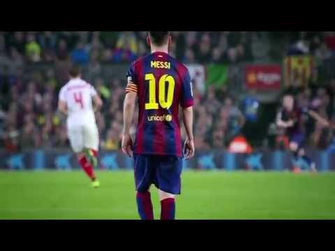 """LIONEL MESSI """"The King of Camp Nou"""""""