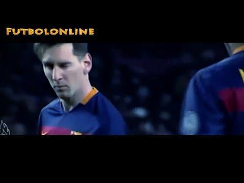 Lionel Messi le cede penalty a Neymar y le guiña el ojo FC Barcelona VS Roma 6 – 1 // 24/112015