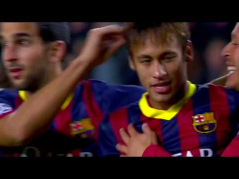 FC Barcelona 6-1 Celtic