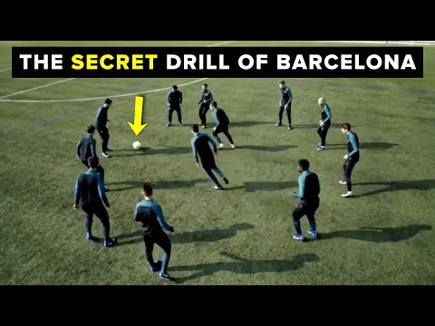 This exercise made FC Barcelona great – here's why