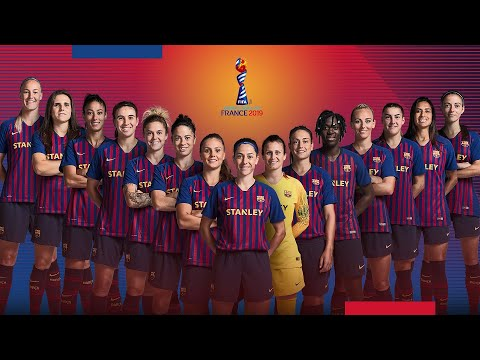 Barça, the team with the most players in the World Cup