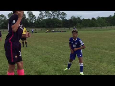2017-05-27 LGN Dynamite vs. Barcelona USA MD – Potomac Memorial Tournament