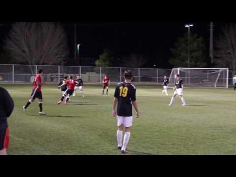 LVSA 99 Red vs  Barcelona NV USA Academy | Full-Match