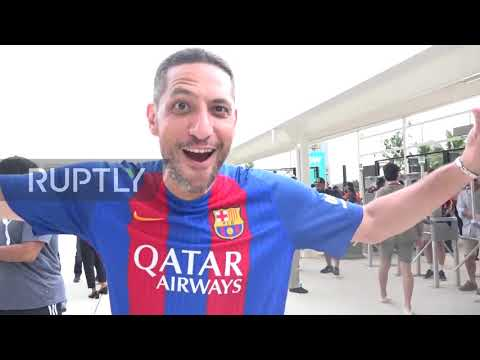 USA: Managers react as Barcelona beat Napoli 2-1 in Florida friendly