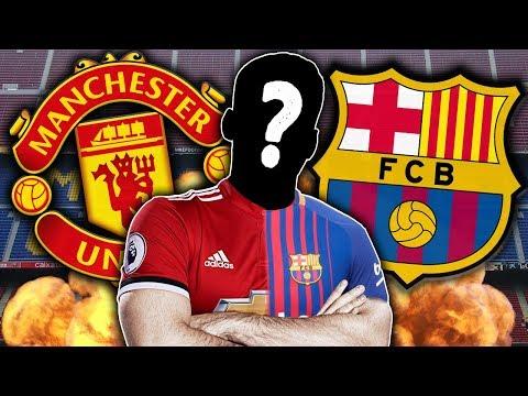 REVEALED: Manchester United Star To QUIT For Barcelona?!  | Transfer Talk