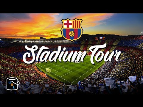 ⚽ FC Barcelona Camp Nou Stadium Tour – Spain Football Travel Ideas