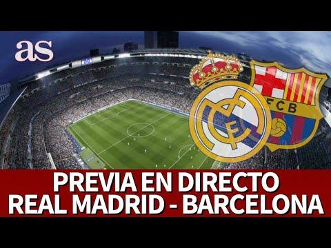 REAL MADRID VS BARCELONA| Previa EN DIRECTO desde el BERNABÉUI Diario AS