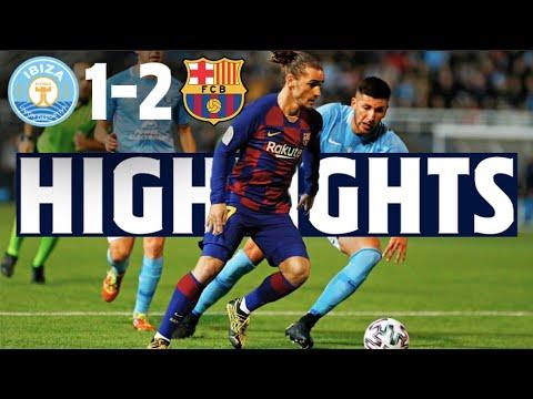 HIGHLIGHTS | UD Ibiza 1 – 2 FC Barcelona