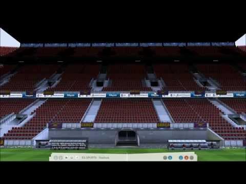 FM Virtual Stadium Tour – Nou Camp (Barcelona FC)