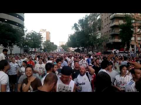 Real Madrid Fans Songs And Chants 2.