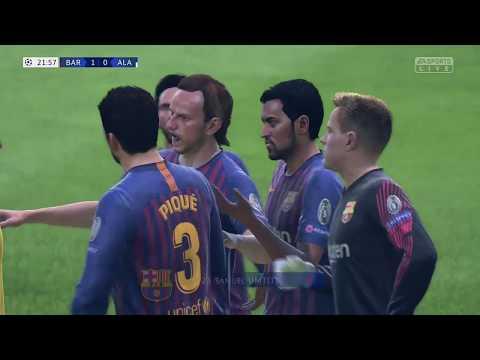 FC Barcelona VS Alaves Full match 2019 HD برشلونة ضد الافيس المباراة الكاملة