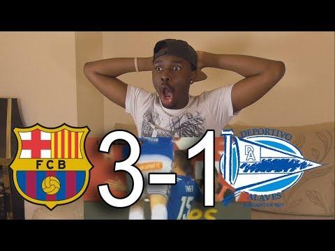 Barcelona vs Deportivo Alaves 3-1: Copa Del Rey Final: Live Reaction By MNT