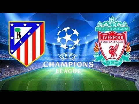 Atletico Madrid vs Liverpool live | ENGLISH COMMENTARY