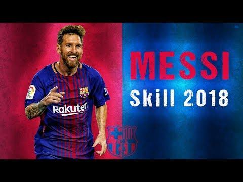 Lionel Messi ● Best Skills & Goals Of April 2018 ● FC Barcelona