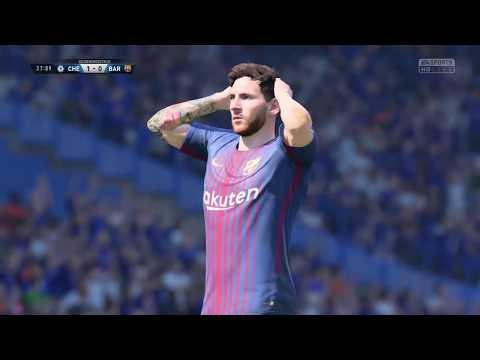 Fifa18 – FC Barcelona -15 april 2018 LIVE
