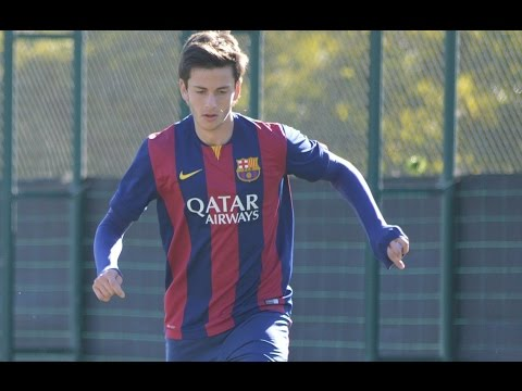 Amir Natkho 2014/2015 ● Barcelona Juvenil A (U19)