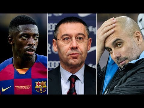 Barcelona News Round-Up ft Ousmane Dembele, Social Media STORM & Man City breaking FFP
