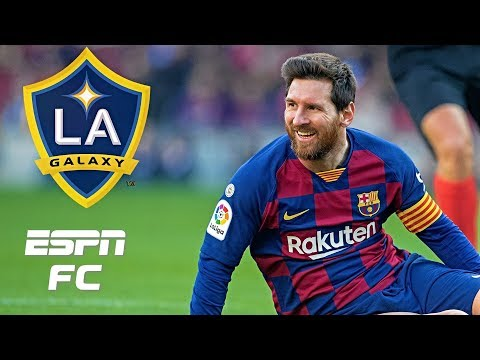 Lionel Messi to make a shock move from Barcelona to the LA Galaxy? | Transfer Rater