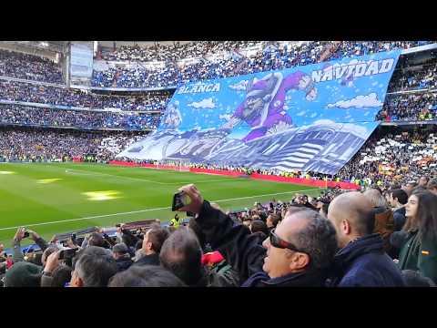 Hala Madrid y Nada Más! Real Madrid – FC Barcelona, El Classico 2017, Blanca Navidad