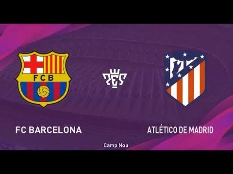 Barcelona vs Atletico Madrid Live | Game-play Live 🔴