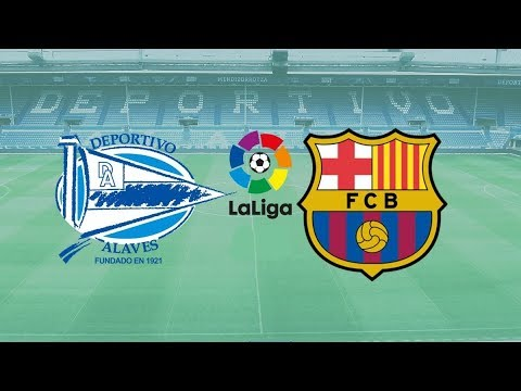 Alaves vs. Barcelona | LaLiga | Prediction match | FIFA 19