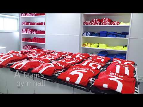 Olympiacos FC training facilities and football ground