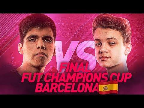 FIFA 18 – FUT CHAMPIONS CUP – BARCELONA -STATS E GRAND FINAL