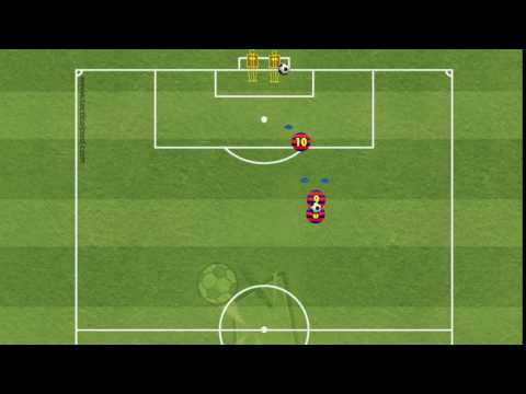 FC Barcelona – Motion Control and Shoot