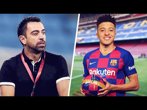 The 3 players Xavi wants to bring to FC Barcelona | Oh My Goal