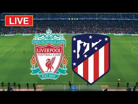 Liverpool vs Atletico Madrid Live Stream (Champion League) EN VIVO Live Stats + Countdown HD