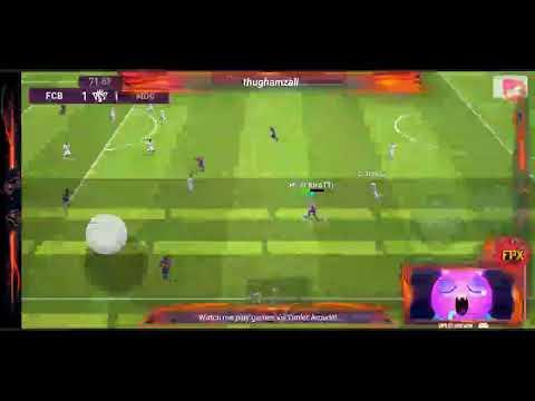 MADRID CHAMARTIN B vs FC BARCELONA | Worldwide Clubs Tour | LIVE STREAM| ft. THUGHamzali