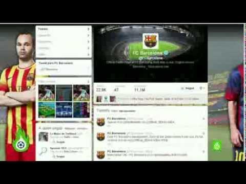 Jugones – Hackean la cuenta de Twitter del FC Barcelona