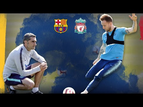 BARÇA 3-0 LIVERPOOL | Barça's full press conference and training session